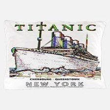 TG88x11WIDEOct2012 Pillow Case