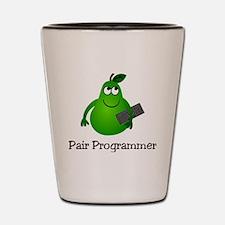Pair Programmer Shot Glass