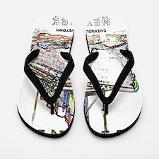 TG8ipadCase Flip Flops