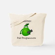 pair programmers Tote Bag