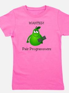 pair programmers Girl's Tee