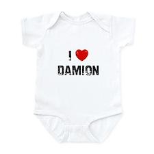 I * Damion Onesie