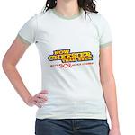 cheesier Jr. Ringer T-Shirt