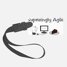 suprisingly agile Luggage Tag