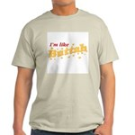 I'm Like Buttah Ash Grey T-Shirt