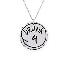 Drunk 4 Necklace