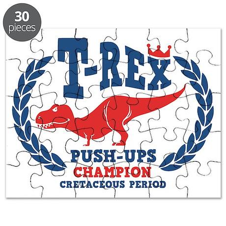 t-rex-push-ups-LTT Puzzle