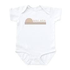 Malaga, Spain Infant Bodysuit