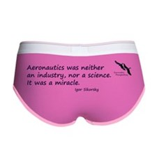 Sikorsky quote Women's Boy Brief