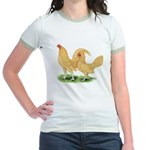 Buff Old English Bantams Jr. Ringer T-Shirt