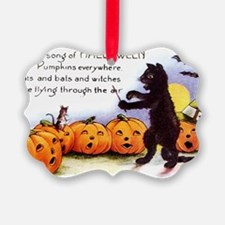 SongOfHalloweenGreetCard-a Ornament