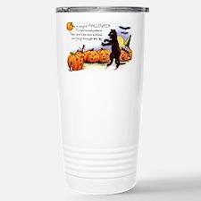 SongOfHalloweenGreetCard-a Travel Mug