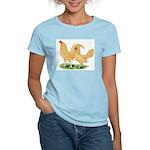 Buff Old English Bantams Women's Light T-Shirt