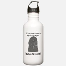 Newfoundland You Dont  Water Bottle
