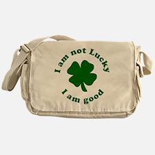 Not-Lucky-Good Messenger Bag