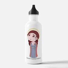 Saint Geneveive Water Bottle