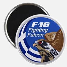 F-16 Fighting Falcon - Greece #1 Magnet