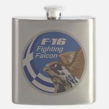 F-16 Fighting Falcon - Greece #1 Flask