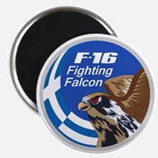 F-16 Fighting Falcon – Greece Magnet