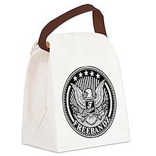 Freebandgang Canvas Lunch Bag