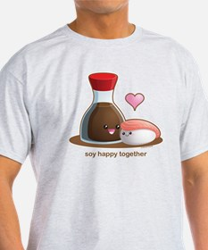 Soy Happy T-Shirt