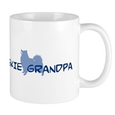 Eskie Grandpa Mug