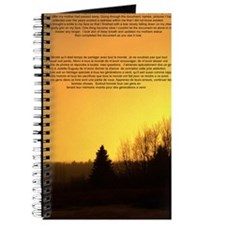 arbre genealogique Journal