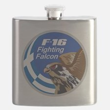 F-16 Fighting Falcon - Greece Flask