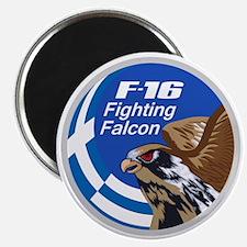 F-16 Fighting Falcon - Greece Magnet