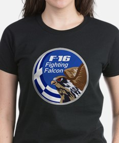 F-16 Fighting Falcon - Greece Tee