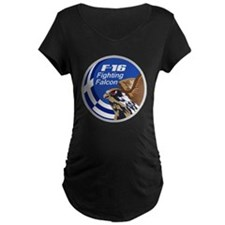 F-16 Fighting Falcon – Gree T-Shirt