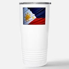 Filipino Pride Stainless Steel Travel Mug