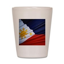 Filipino Pride Shot Glass