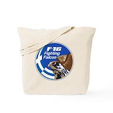 F-16 Fighting Falcon - Greece #2 Tote Bag