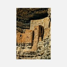 montezuma castle Rectangle Magnet