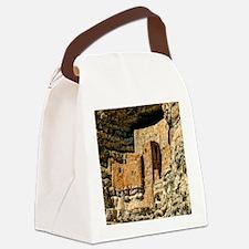montezuma castle Canvas Lunch Bag