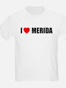 I Love Merida, Spain Kids T-Shirt