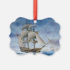 Under sail Ornament