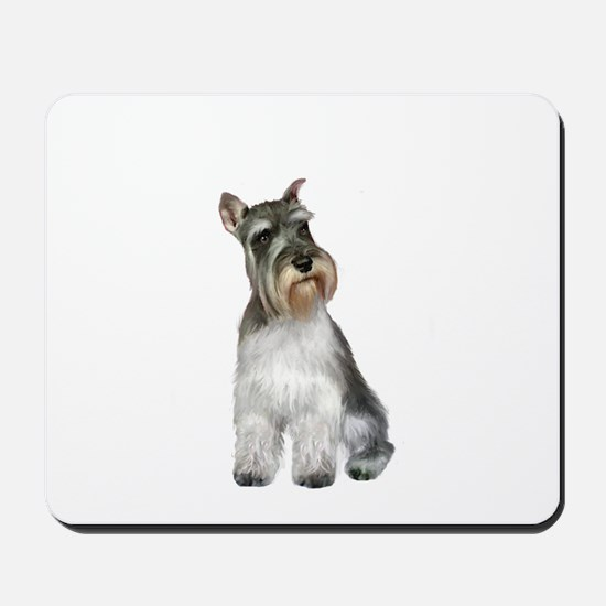 Schnauzer (11C) Mousepad