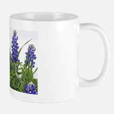 Texas bluebonnet pillowcase Mug