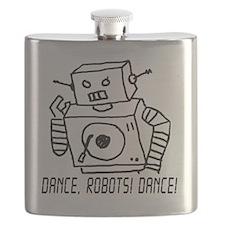 Dance Robots Dance Flask