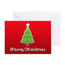 Elegant Merry Christmas Greeting Cards