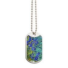 Van Gogh Dog Tags