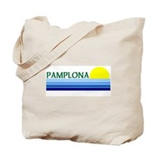 Pamplona, Spain Tote Bag