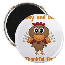 Thankful Turkey Magnet