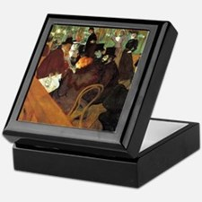 Toulouse-Lautrec At the Moulin Rouge Keepsake Box