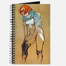 Toulouse-Lautrec Stockings Journal