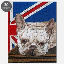 Journal French Bulldog Louis Puzzle