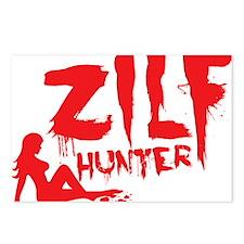 ZILF Hunter Postcards (Package of 8)
