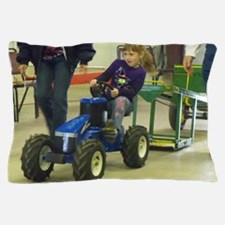 National Farm Toy Show Pedal Pull Pillow Case